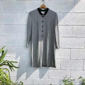 Vintage Maternity Dress Classic! Medium